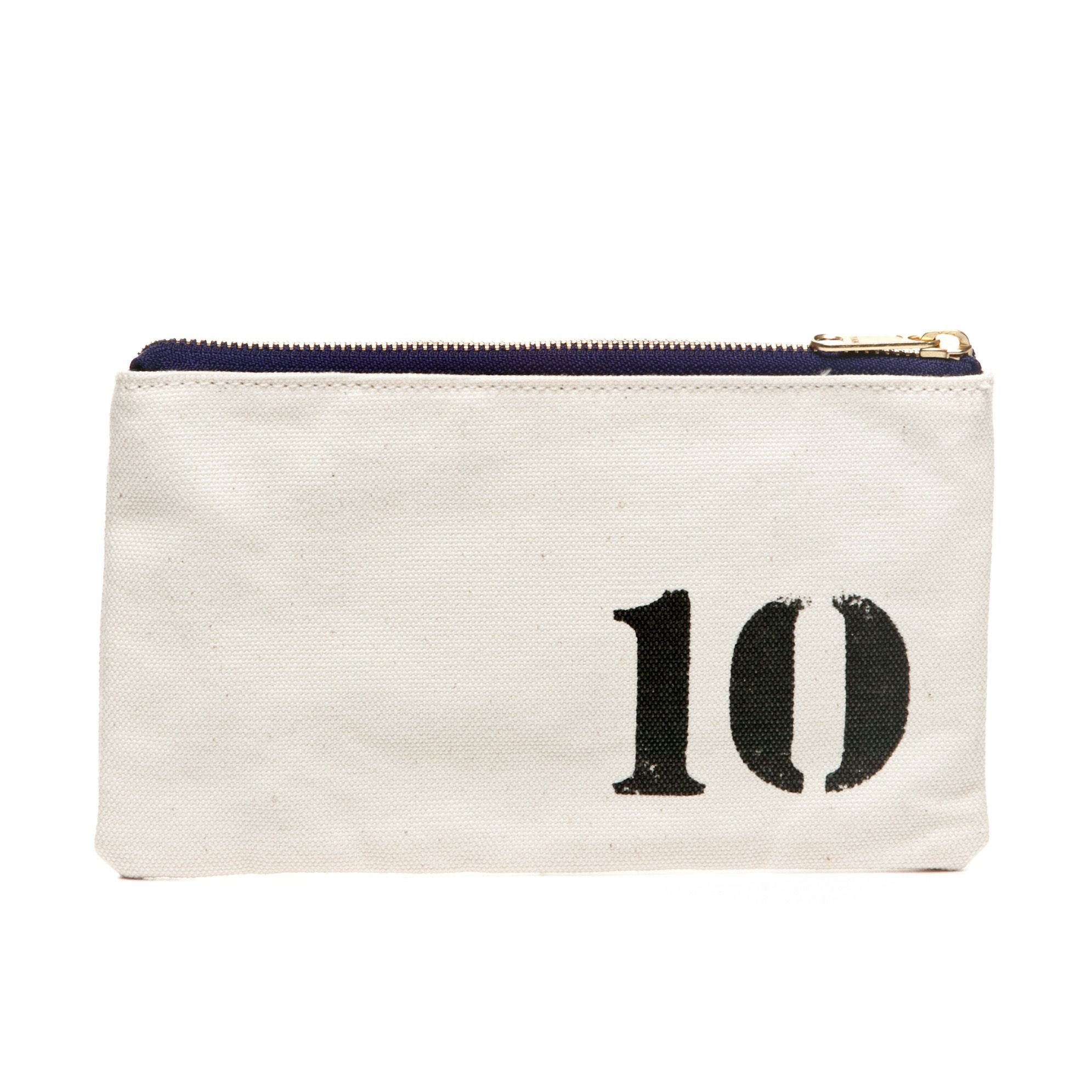 Feed 10 Pouch Burlap