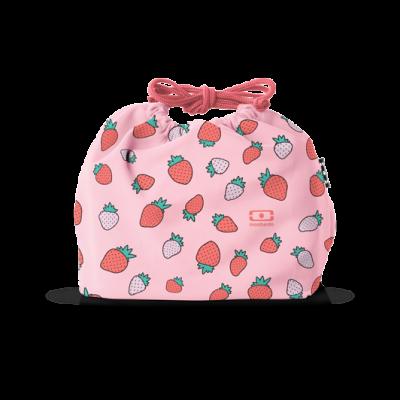 Schutztasche für Lunchbox | Erdbeeren