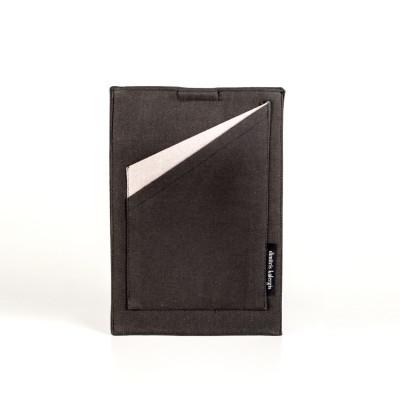 Schutztasche Pockets | Dunkelgrau