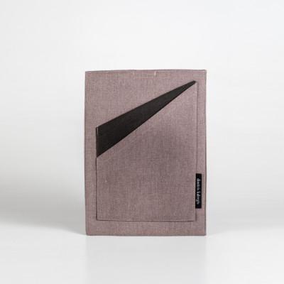 Schutztasche Pockets | Grau