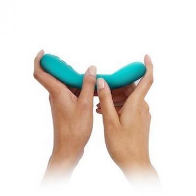 Smarter Biegbarer Vibrator Poco | Blau