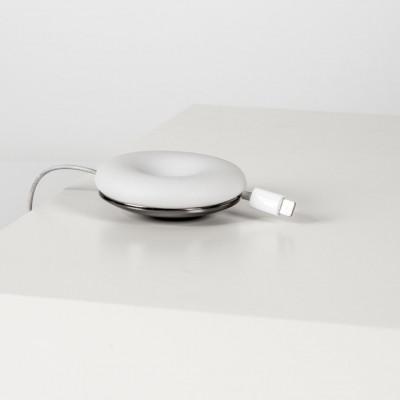 Cable Pod Chrome | Silver