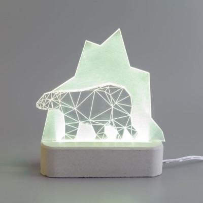 Polar Bear Lamp
