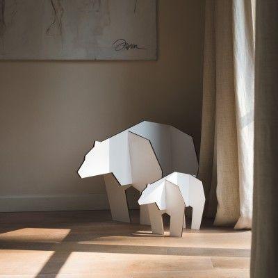 Polar Bear   Animal Figure White