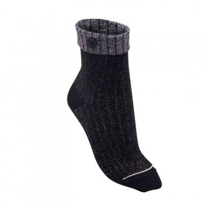 Polo-Damen-Socken | Schwarz