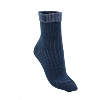 Polo-Frauen-Socken | Seegrün
