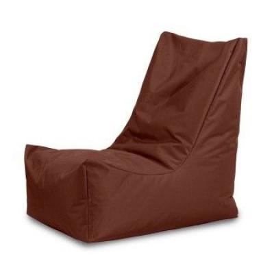 Lounge Sitzsack Athen   Braun