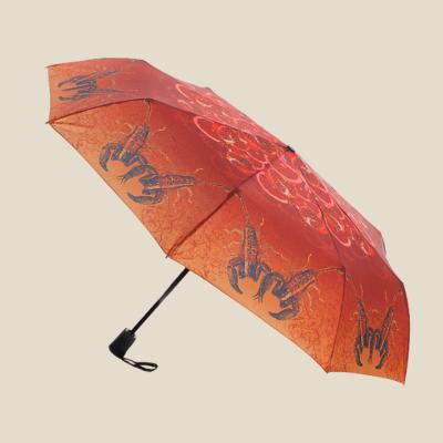 Pomegranate Umbrella