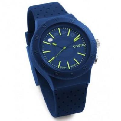Cogito Pop Uhr | blau elektrisch