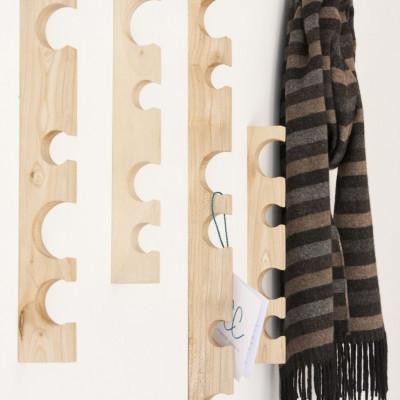 Sottosopra 5 Kleiderbügel | Pappel