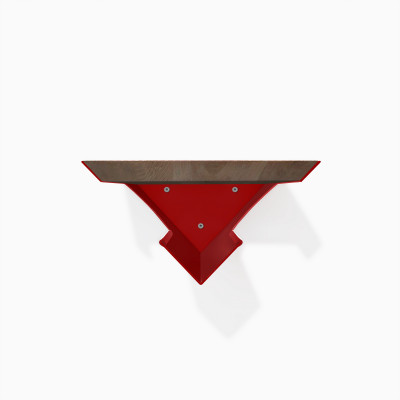 Wall Mount Bike Rack | Red