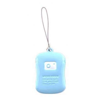 Micro-Beutel RS | Blau