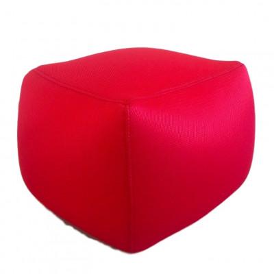 Sitzsack-Würfel 40 x 40 cm   Rot