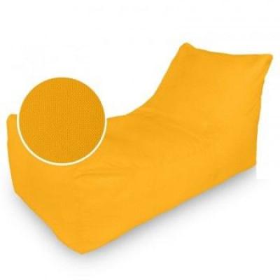 Lounge Sitzsack Athen   Gelb