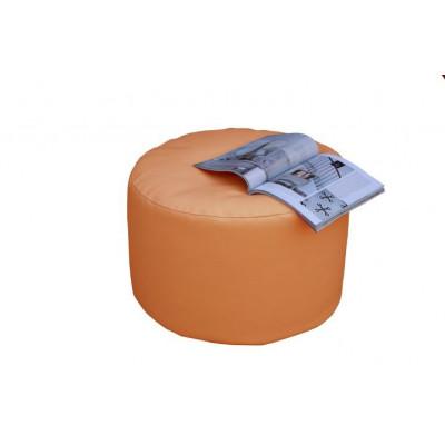 Pouf Panama Arancio