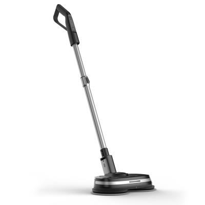 PowerGlide Cordless Hard Floor Cleaner   Black