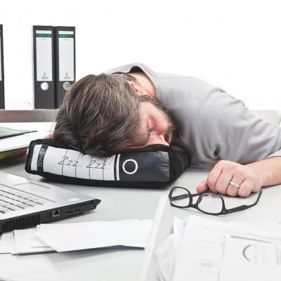 Kopfkissen für das Büro | Power Nap