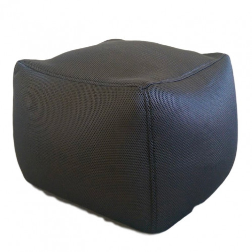 Pouf Cube 40 x 40 cm   Anthracite