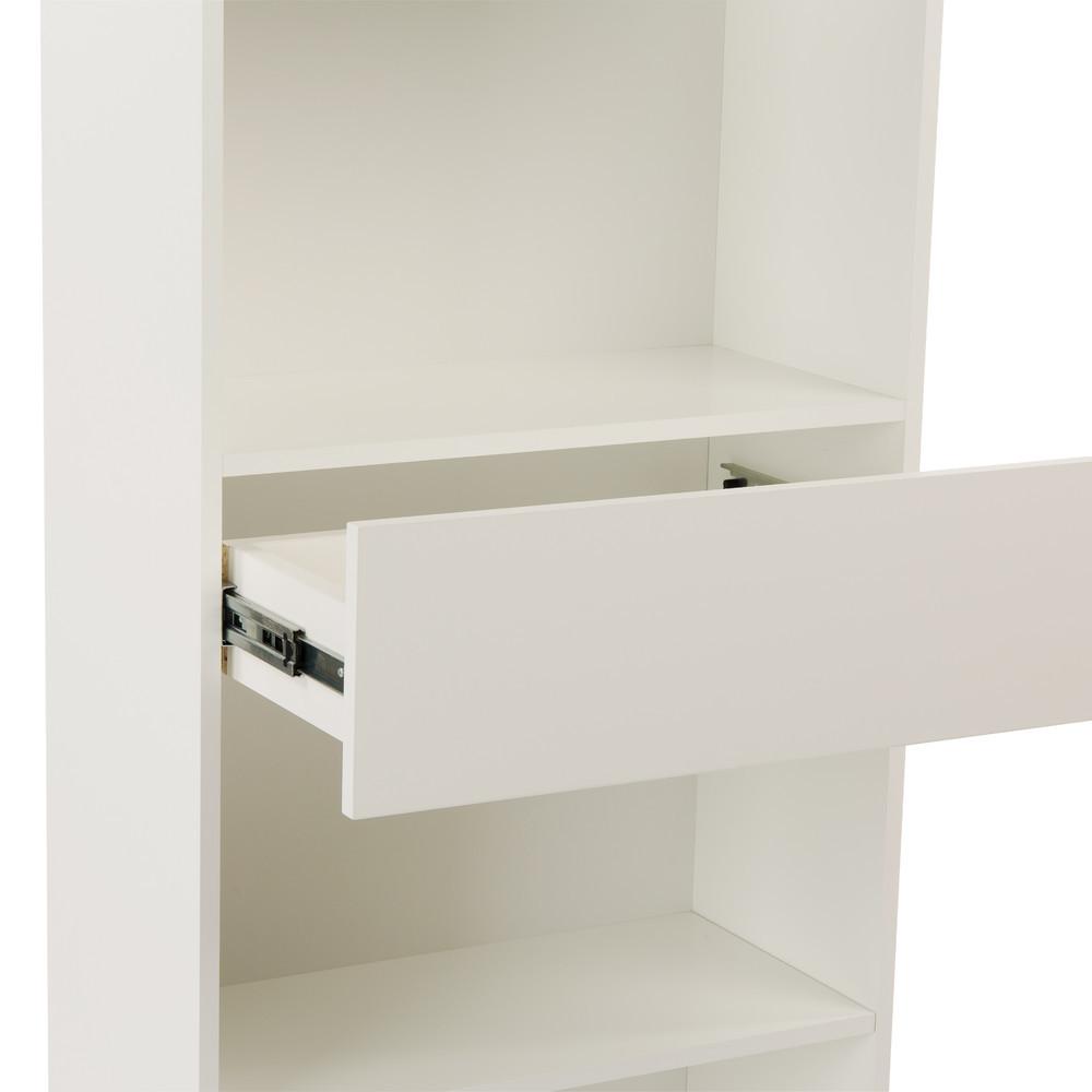 Blanco Bücherregal