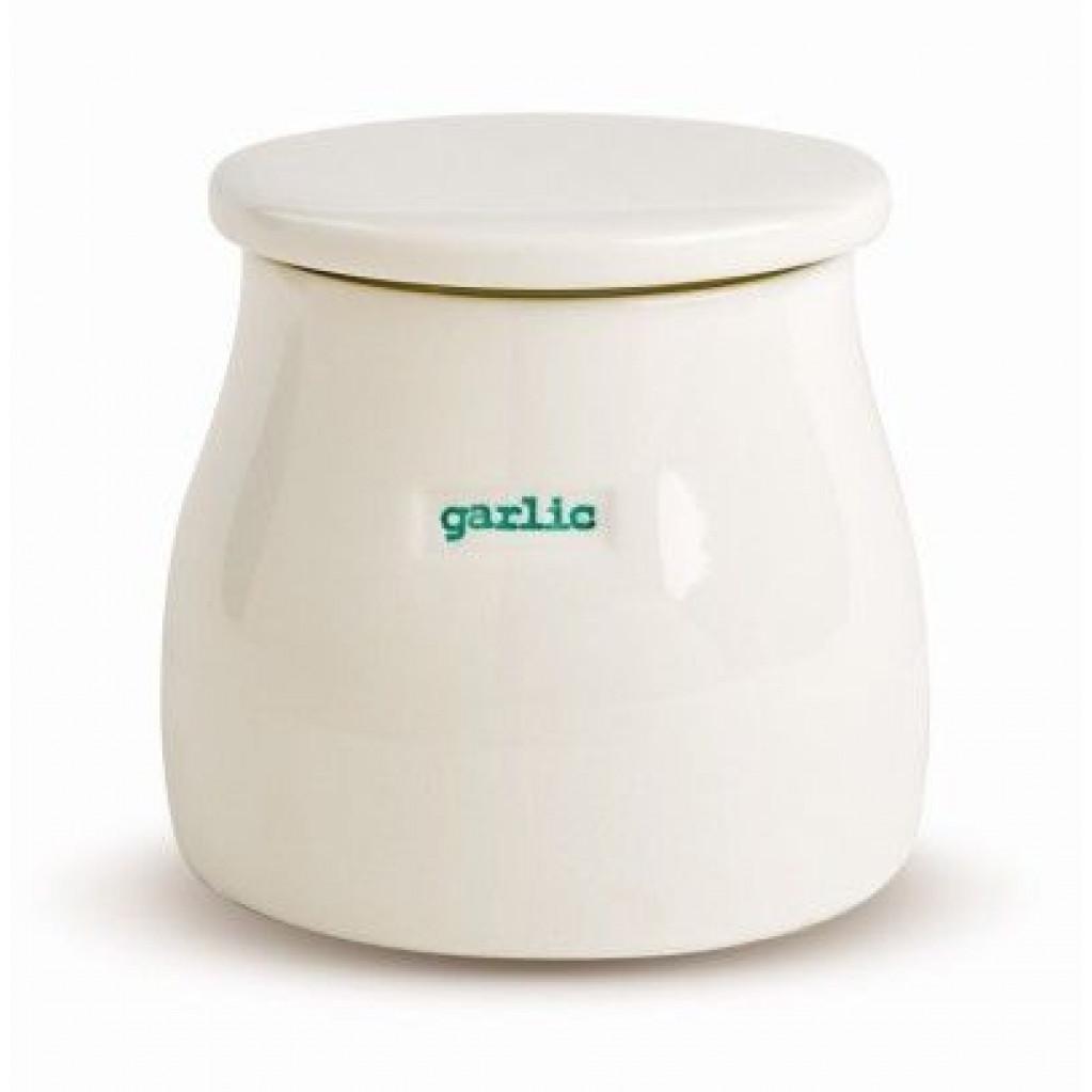 Garlic Pot