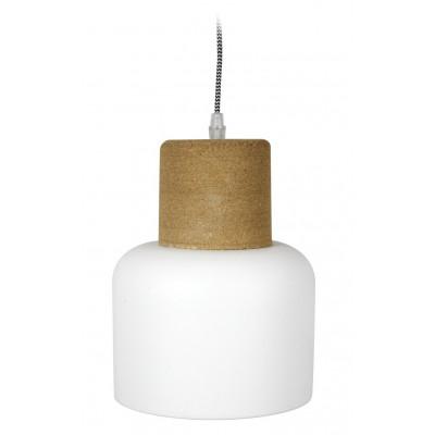 Preston Pendant Lamp | Matte White