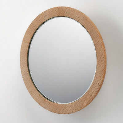 Prince Mirror and Hanger | Natural