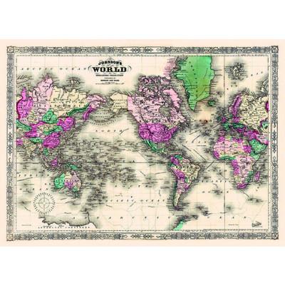 Johnson's world Carpet