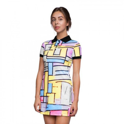 Polo Dress | Color Worlds