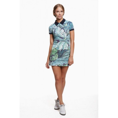 Polo Dress | Flying Leaves