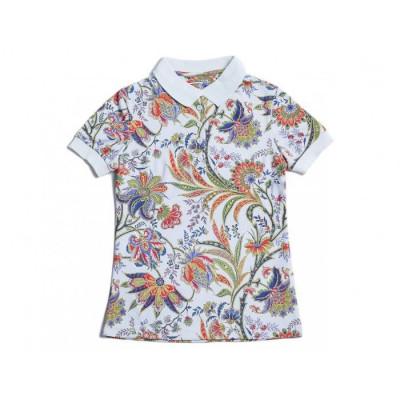 Polo Shirt | Wild Blossom