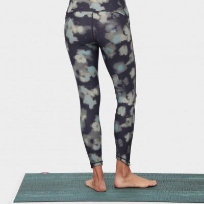 Legging Presence | Swash Floral Greens
