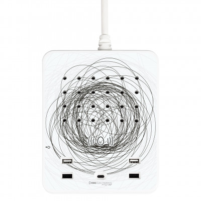Multiplug Powerstation Wireless | Twisted