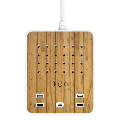 Multiplug Powerstation Wireless | Woodfloor