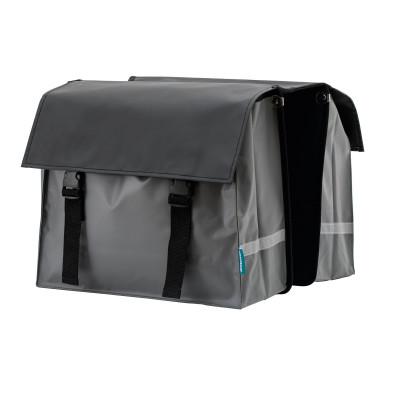 Bicycle Bag | Black & Grey