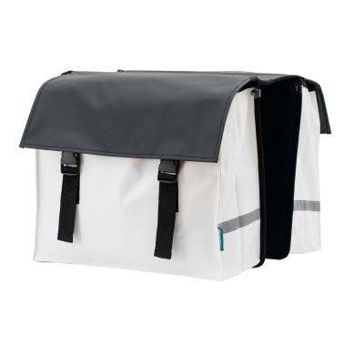 Bicycle Bag | Black & White