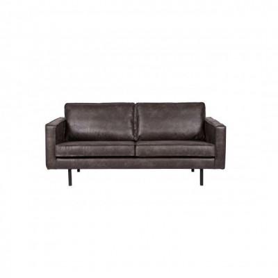 2,5-Sitzer-Sofa Rodeo | Schwarz