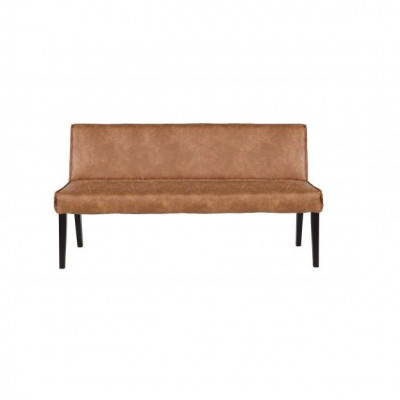 Diner Bench Rodeo | Brown