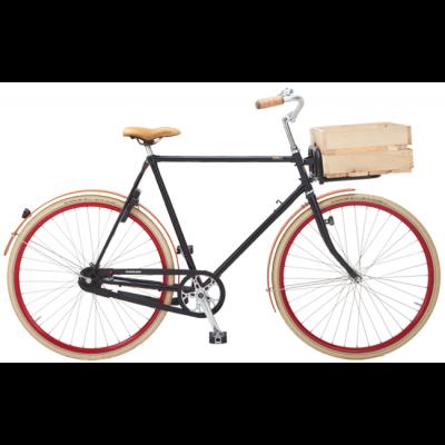 Road Transport 5 Speed Men's Bike   Matte Black
