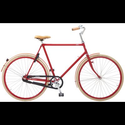 Road 5 Speed Men's Bike   Ruby Red