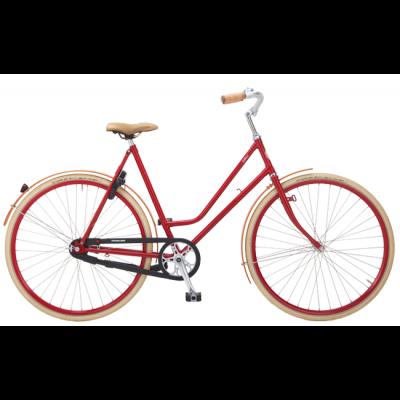 Road 5 Speed Ladies Bike   Ruby Red