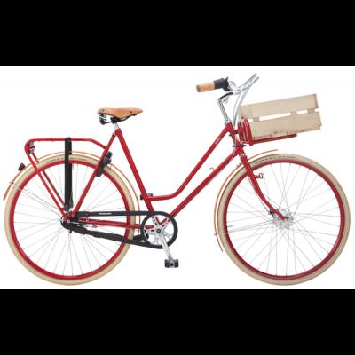 Road Transport 5 Speed Ladies Bike   Ruby Red
