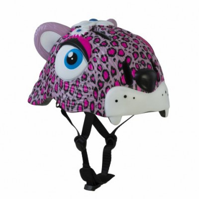 Fahrradhelm   Leopard