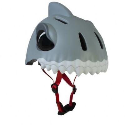 Fahrradhelm   Weißer Hai