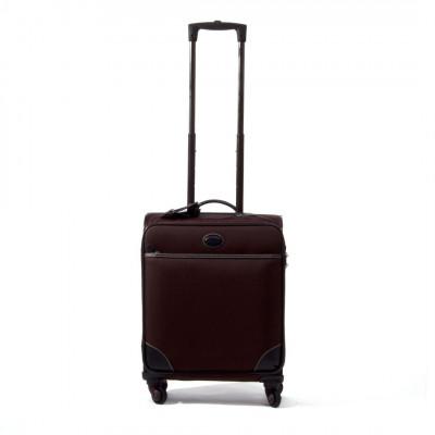 Travel Bag   Pronto Trolley 4 Marrone Big