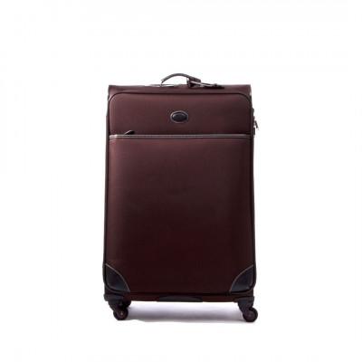 Travel Bag   Pronto Trolley 4 Marrone Big 2