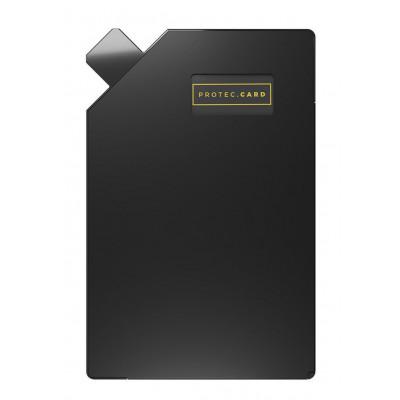 Protec.Card   Black