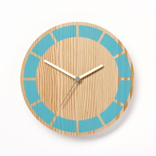Primary Clock Segment | Blue