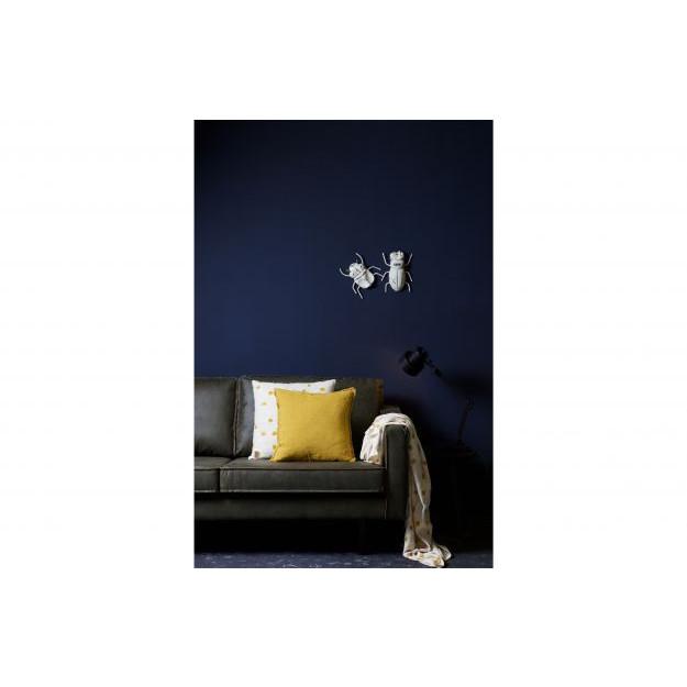 3-Sitzer-Sofa Rodeo | Schwarz