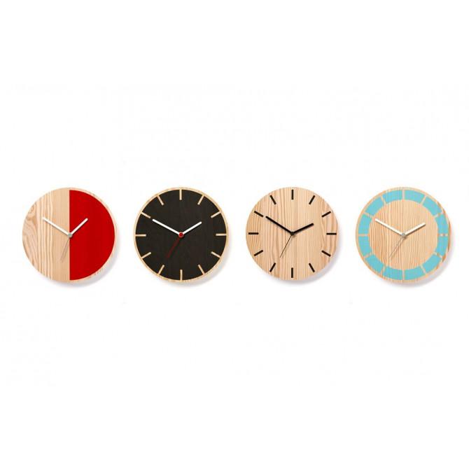 Primary Clock Half | Blue