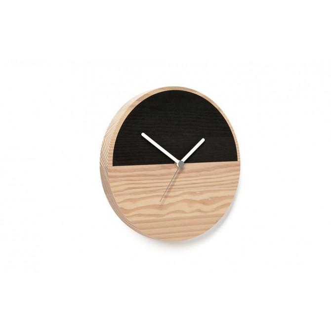 Primary Clock Half | Black